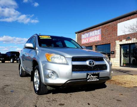 2009 Toyota RAV4 for sale at AUTO BARGAIN, INC. #2 in Oklahoma City OK