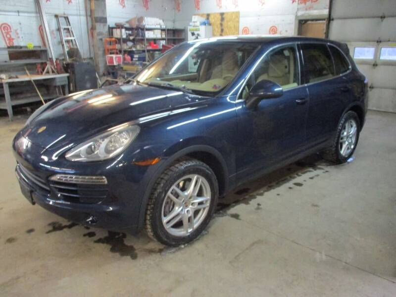 2012 Porsche Cayenne for sale at Reid's Auto Sales & Service in Emporium PA