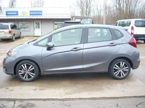 2019 Honda Fit for sale at H&L MOTORS, LLC in Warsaw IN