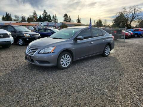 2015 Nissan Sentra for sale at McMinnville Auto Sales LLC in Mcminnville OR