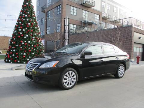 2014 Nissan Sentra for sale at Grand Valley Motors in West Fargo ND