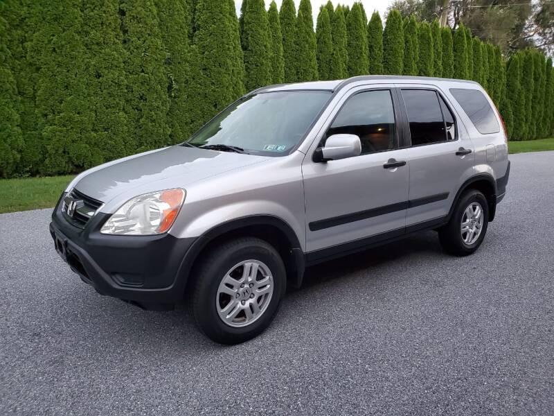 2003 Honda CR-V for sale at Kingdom Autohaus LLC in Landisville PA