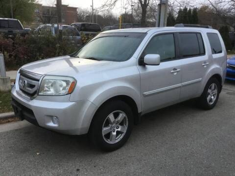 2009 Honda Pilot for sale at Steve's Auto Sales in Madison WI