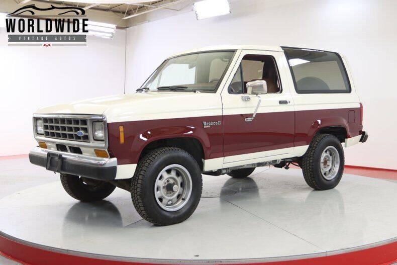 1988 Ford Bronco II for sale in Denver, CO
