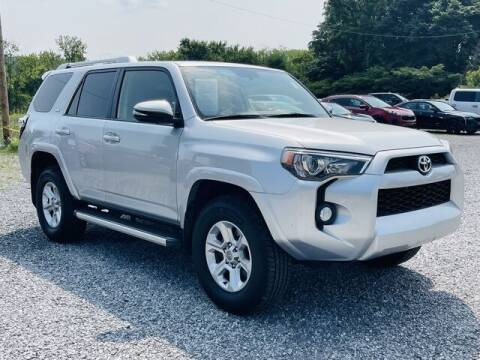 2014 Toyota 4Runner for sale at RUSTY WALLACE CADILLAC GMC KIA in Morristown TN
