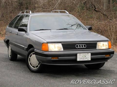 1986 Audi 5000 for sale at Isuzu Classic in Cream Ridge NJ