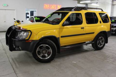 2003 Nissan Xterra for sale at R n B Cars Inc. in Denver CO