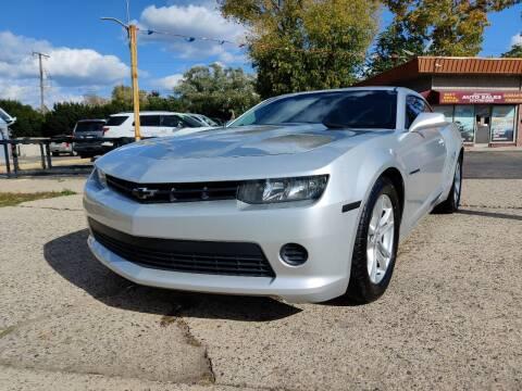 2014 Chevrolet Camaro for sale at Lamarina Auto Sales in Dearborn Heights MI
