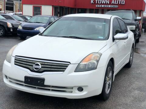2009 Nissan Altima for sale at K Town Auto in Killeen TX