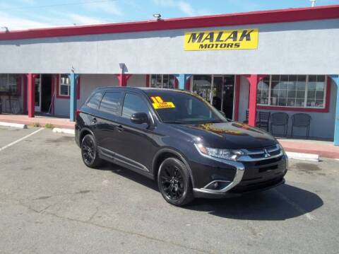 2018 Mitsubishi Outlander for sale at Atayas Motors INC #1 in Sacramento CA