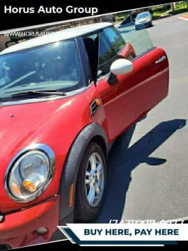 2011 MINI Cooper for sale at Alliance Auto Group Inc in Fullerton CA