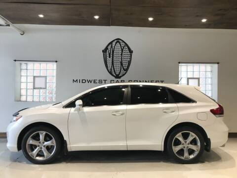 2016 Toyota Venza for sale at Midwest Car Connect in Villa Park IL