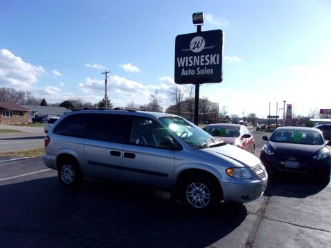 2007 Dodge Grand Caravan for sale at Wisneski Auto Sales, Inc. in Green Bay WI