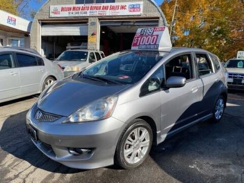 2009 Honda Fit for sale at Drive Deleon in Yonkers NY