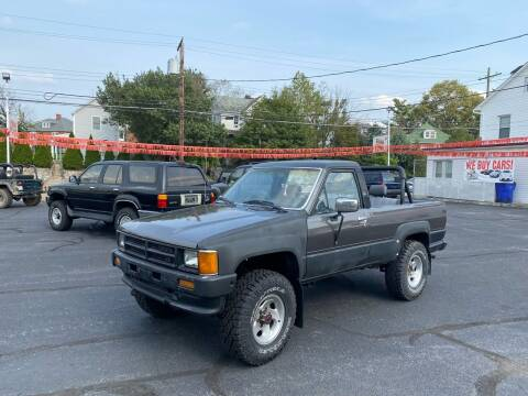1988 Toyota 4Runner for sale at 4X4 Rides in Hagerstown MD