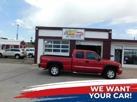 2007 GMC Sierra 1500 Classic for sale at Pork Chops Truck and Auto in Cheyenne WY