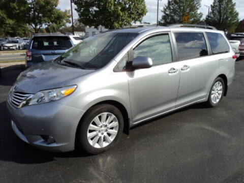 2012 Toyota Sienna for sale at BATTENKILL MOTORS in Greenwich NY