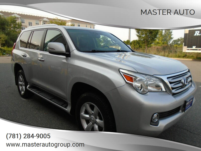2011 Lexus GX 460 for sale at Master Auto in Revere MA