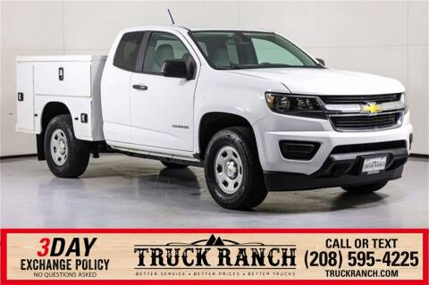 2017 Chevrolet Colorado for sale at Truck Ranch in Twin Falls ID