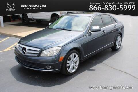 2008 Mercedes-Benz C-Class for sale at Bening Mazda in Cape Girardeau MO