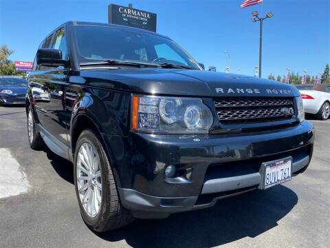 2013 Land Rover Range Rover Sport for sale at Carmania of Stevens Creek in San Jose CA