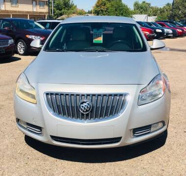 2011 Buick Regal for sale at First Class Motors in Greeley CO