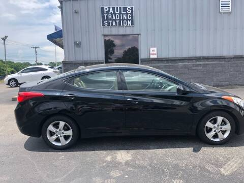 2013 Hyundai Elantra for sale at Ron's Auto Sales (DBA Paul's Trading Station) in Mount Juliet TN