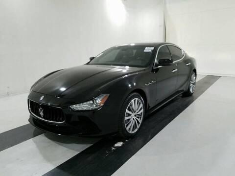 2016 Maserati Ghibli for sale at Smart Car City in Staten Island NY