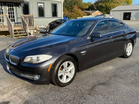2013 BMW 5 Series for sale at Modern Automotive in Boiling Springs SC