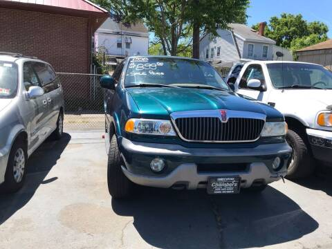 1998 Lincoln Navigator for sale at Chambers Auto Sales LLC in Trenton NJ