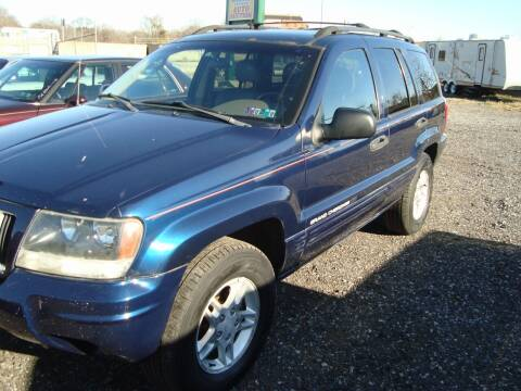 2004 Jeep Grand Cherokee for sale at Branch Avenue Auto Auction in Clinton MD