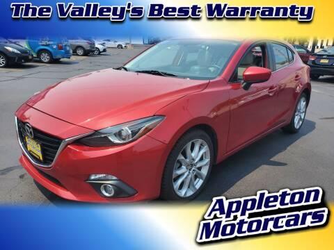 2014 Mazda MAZDA3 for sale at Appleton Motorcars Sales & Service in Appleton WI