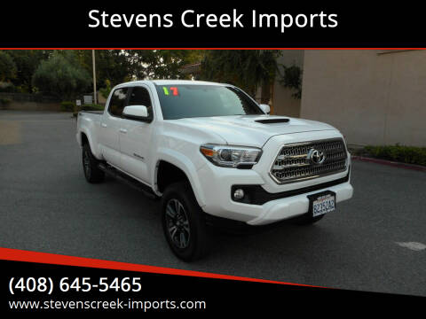2017 Toyota Tacoma for sale at Stevens Creek Imports in San Jose CA