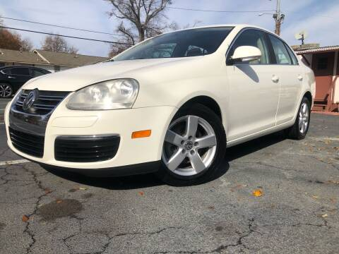 2008 Volkswagen Jetta for sale at Atlas Auto Sales in Smyrna GA