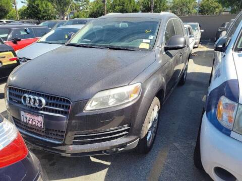 2007 Audi Q7 for sale at SoCal Auto Auction in Ontario CA