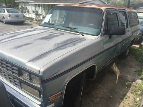 1991 Chevrolet Suburban for sale at Ody's Autos in Houston TX