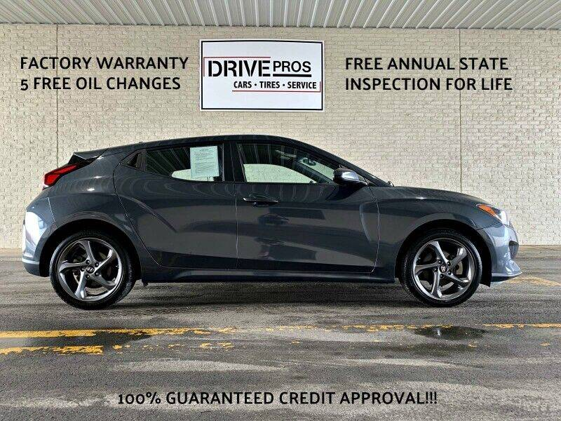 2019 Hyundai Veloster for sale at Drive Pros in Charles Town WV