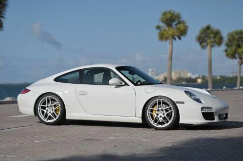 2009 Porsche 911 for sale at EURO STABLE in Miami FL