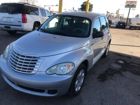 2006 Chrysler PT Cruiser for sale at Fiesta Motors Inc in Las Cruces NM