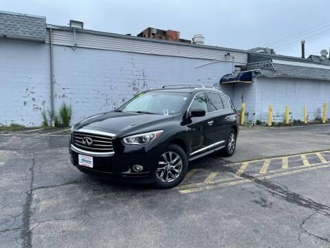 2014 Infiniti QX60 for sale at Santa Motors Inc in Rochester NY