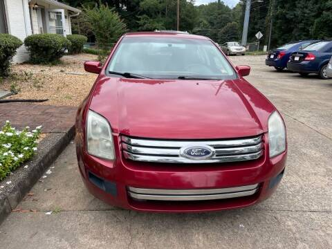 2008 Ford Fusion for sale at ADVOCATE AUTO BROKERS INC in Atlanta GA