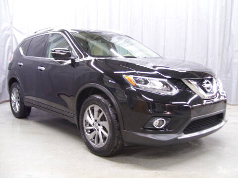 2015 Nissan Rogue for sale at QUADEN MOTORS INC in Nashotah WI