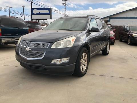 2010 Chevrolet Traverse for sale at Texas Auto Broker in Killeen TX