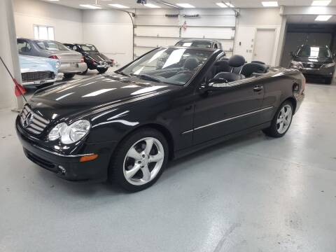 2005 Mercedes-Benz CLK for sale at Towne Auto Sales in Kearny NJ