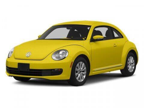 2014 Volkswagen Beetle for sale at Karplus Warehouse in Pacoima CA