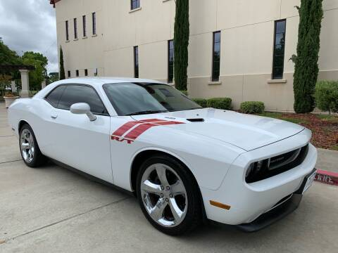 2013 Dodge Challenger for sale at Auto King in Roseville CA