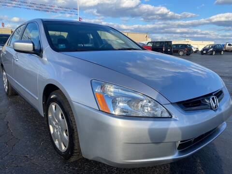 2004 Honda Accord for sale at VIP Auto Sales & Service in Franklin OH