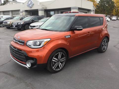 2018 Kia Soul for sale at Beutler Auto Sales in Clearfield UT