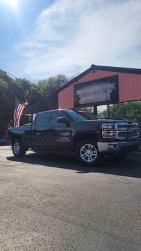 2014 Chevrolet Silverado 1500 for sale at Harborcreek Auto Gallery in Harborcreek PA