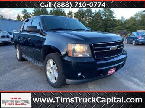 2008 Chevrolet Avalanche for sale at TTC AUTO OUTLET/TIM'S TRUCK CAPITAL & AUTO SALES INC ANNEX in Epsom NH